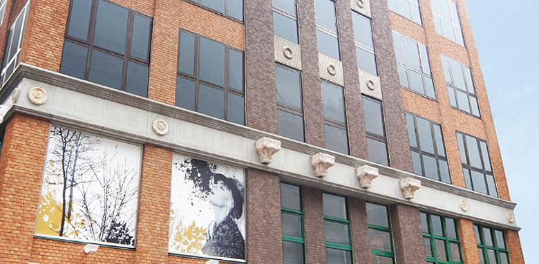 大阪ベルェベル美容専門学校access